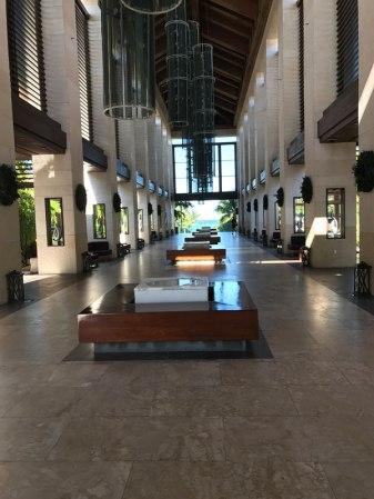 The Cove Lobby