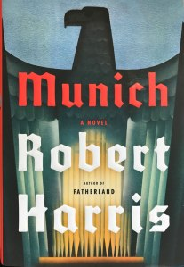Cover photo of Munich by Robert Harris