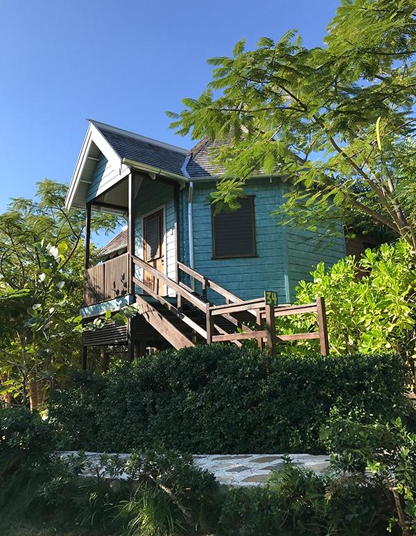 Beach Hut #34 at Goldeneye